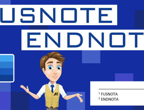 Fusnote i endnote